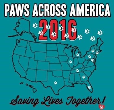 Paws Across America